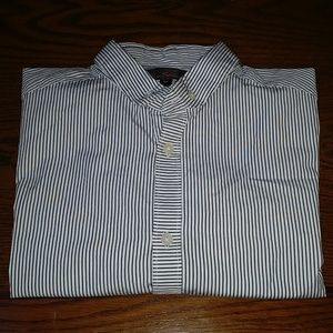 Ben Sherman Striped Button Down